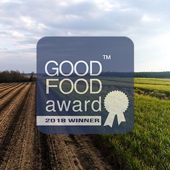 Good Food Award 18