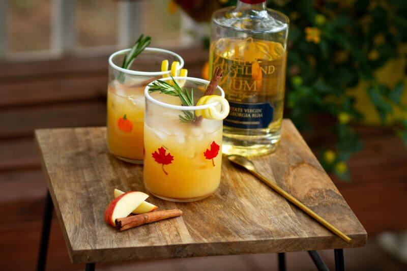 RR Cider Rum Punch