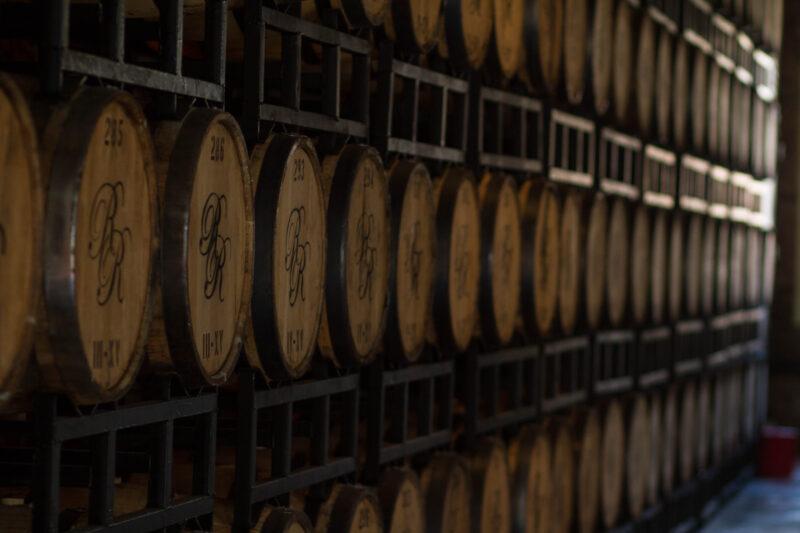 Richland Distillery Barrel House