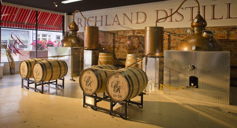 The Richland Distillery